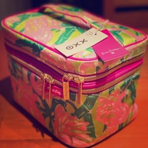 Lilly Pulitzer Train Case